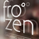 Frozen Organic Yogurt