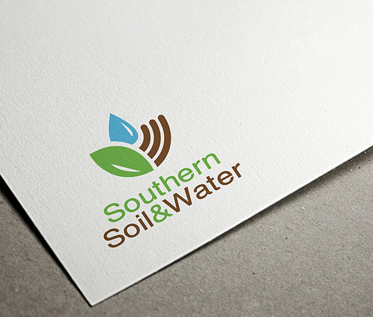 Southern Soil & Water Logo Design