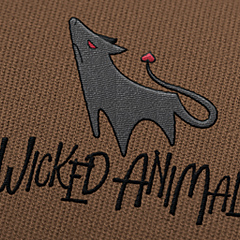 Wicked Animal Pet Bed