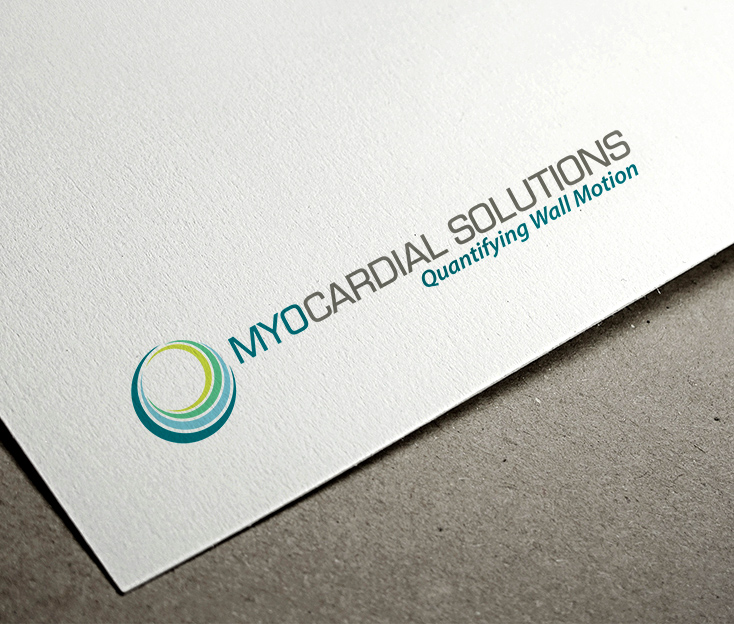 Myocardial Solutions: Logo Design for Cardiac MRI Analysis Software