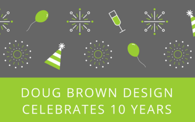 Doug Brown Design Celebrates 10 Years