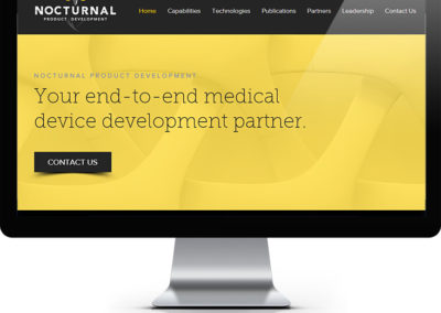 Nocturnal Medical Product Development