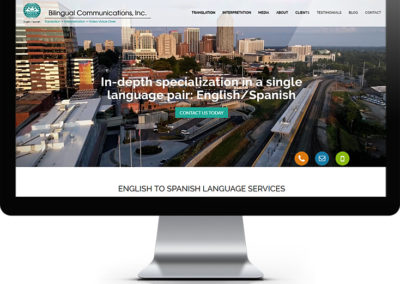 Bilingual Communications