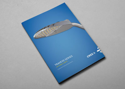 CREE Lighting Sales Brochure