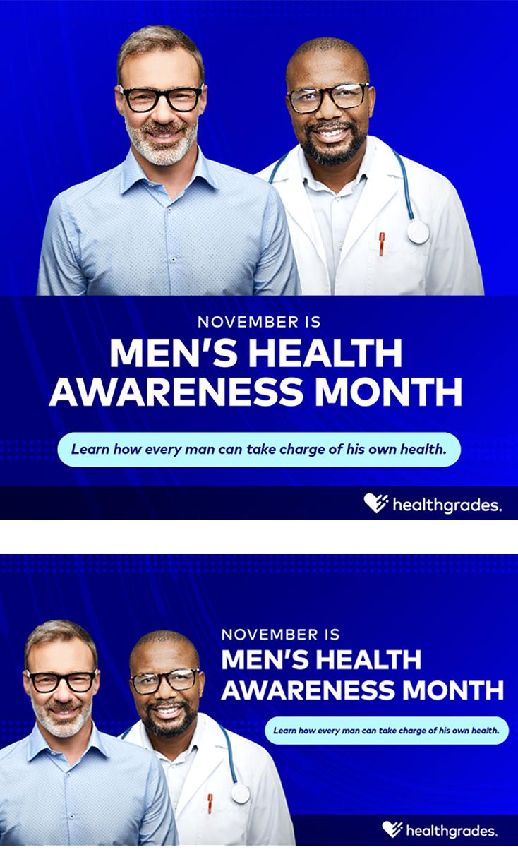 Healthgrades' healthcare social media ads